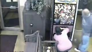 Child Gets Trapped In Claw Machine