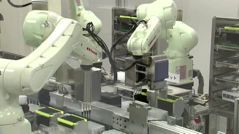 Japan eyes use of robots to boost COVID testing