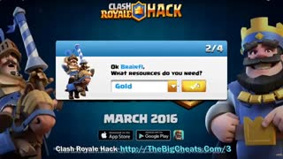 Clash Royale online hack no offers - Video