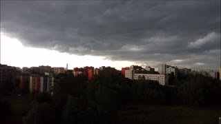 Extreme Weather in Poland - Video