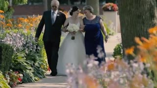First Wedding Looks Love Without Words - Video