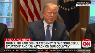 Trump doesn't rule out firing Robert Mueller - Video