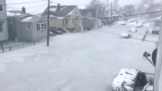 Blizzard in a Flood - Video