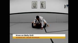 Knee on Belly Drill