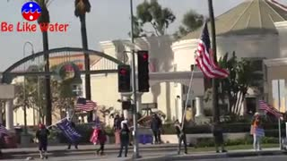Happy Peaceful Trump Rally in Santa Ana - Your Thoughts