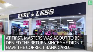 Cashier Waits On Sobbing Woman Whose Baby Dies In Womb, Then Rushes Her To The Blanket Section - Video