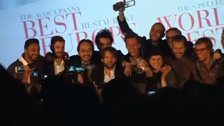 Noma Regains Crown Of World's Best Restaurant - Video