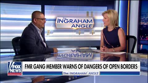 Ex-gang member warns about the dangers of open borders