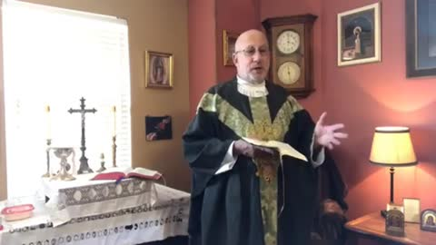 The Major Difference Between Catholic Mass & Protestant Services   Father Stephen Imbarrato