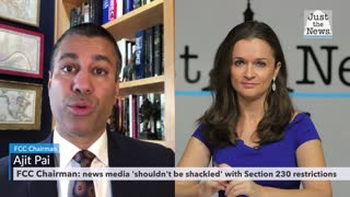 FCC Chairman: News media outlets 'shouldn't be shackled with legacy regulations'