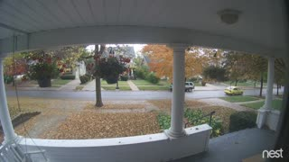 Package Thief in Omaha - Video