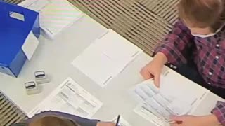 Proof of Electoral fraud in Penn state