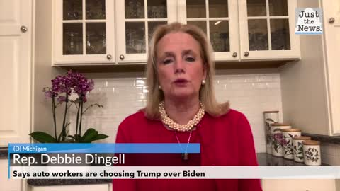 Michigan Democratic Rep. Dingell: 'So many' auto workers are choosing Trump over Biden