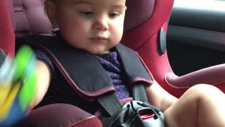 Adorable Baby Is A Great Fan Of Beyoncé's Single Ladies - Video