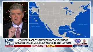 Hannity must open economy now