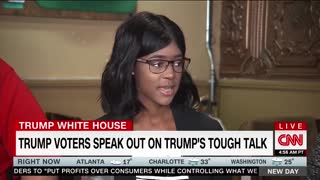 CNN Asks Ohio Dem Voters What They Think About Trump - Video