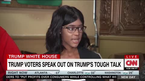 CNN Asks Ohio Dem Voters What They Think About Trump