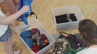 Teen Gives At-Risk Women A Chance To Dress For Success