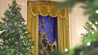 President Donald Trump Christmas message