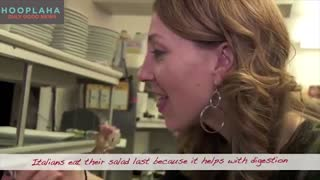 Italian Diet Secrets - Includes Good Company (La Vita Italian) - Video