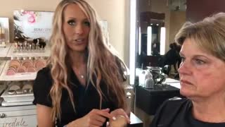 MAKEOVER: Don't Want Unhappy Hair, by Christopher Hopkins, The Makeover Guy® - Video