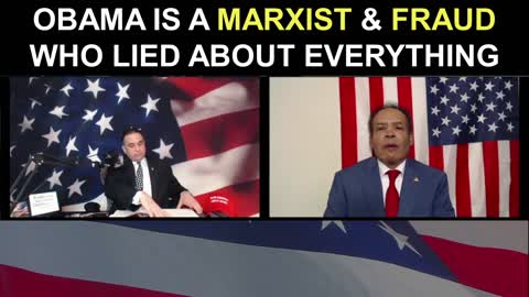 Obama is a MARXIST & Fraud Who Lied About Everything!