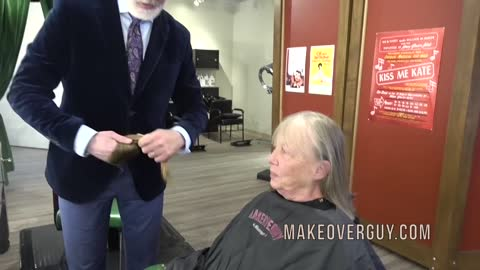 Long To Short Life Change: A MAKEOVERGUY® Makeover
