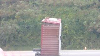 Jet powered Porta-Potty - Video