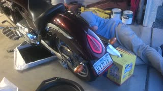 Victory Oil Change Video #1