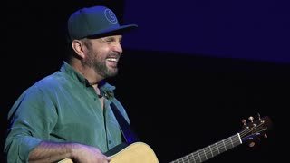 GARTH BROOKS GETS ROWDY WITH NEW SUMMER SINGLE, 'ALL DAY LONG'