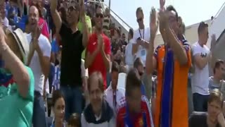 Lionel Messi Goal - Leganes vs FC Barcelona 0-2 - Video