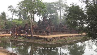 Temples of Angkor, Cambodia - Video