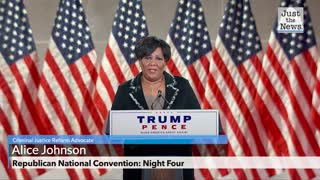 Republican National Convention, Alice Johnson Full Remarks