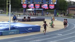 20170520 NCHSAA 3A State Track & Field Championship - Girls 3200 Meters
