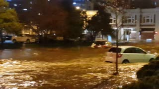 Massive Flash Flooding