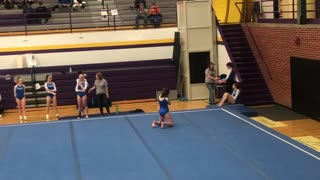 Gymnastics Ft. Pierre floor Gip