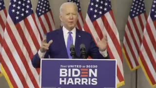 Joe Biden Says 200 Million People Have Died from COVID19