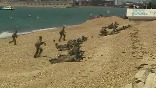 A whirlwind of events ahead of D-Day commemorations - Video