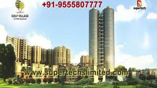 Supertech Golf Village | Call 9555807777 - Video