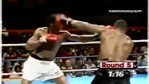 Mike Tyson's favourite fight's