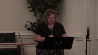 Special Song - I Keep Praying, by Minnie Allen, 2014