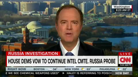Adam Schiff Gets Cold Feet On Russia, Loses Confidence In Mueller