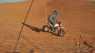 "Waynoka Sand dunes "" BIG WHEEL JUMP"" - Video"