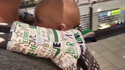Baby gets Hangry!!!