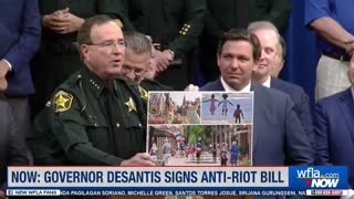 Sheriff Has BRUTAL Message for Democrats Coming to Florida