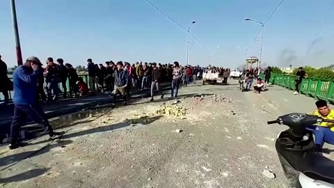 Five die and over 170 injured in Iraq's protests