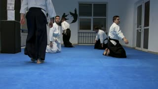 Aikido training - Video