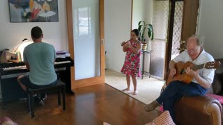 Family Music Session 1