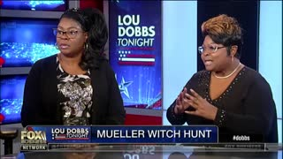 Diamond and Silk full interview on Lou Dobbs - Video