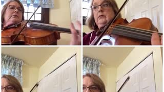 How Great Thou Art   Hymn for Viola in Four Parts